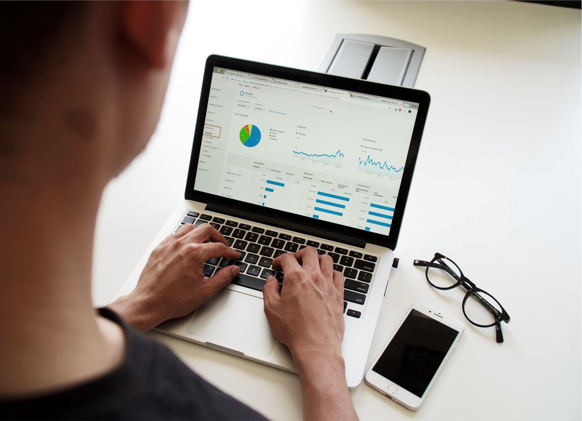 eCommerce website traffic