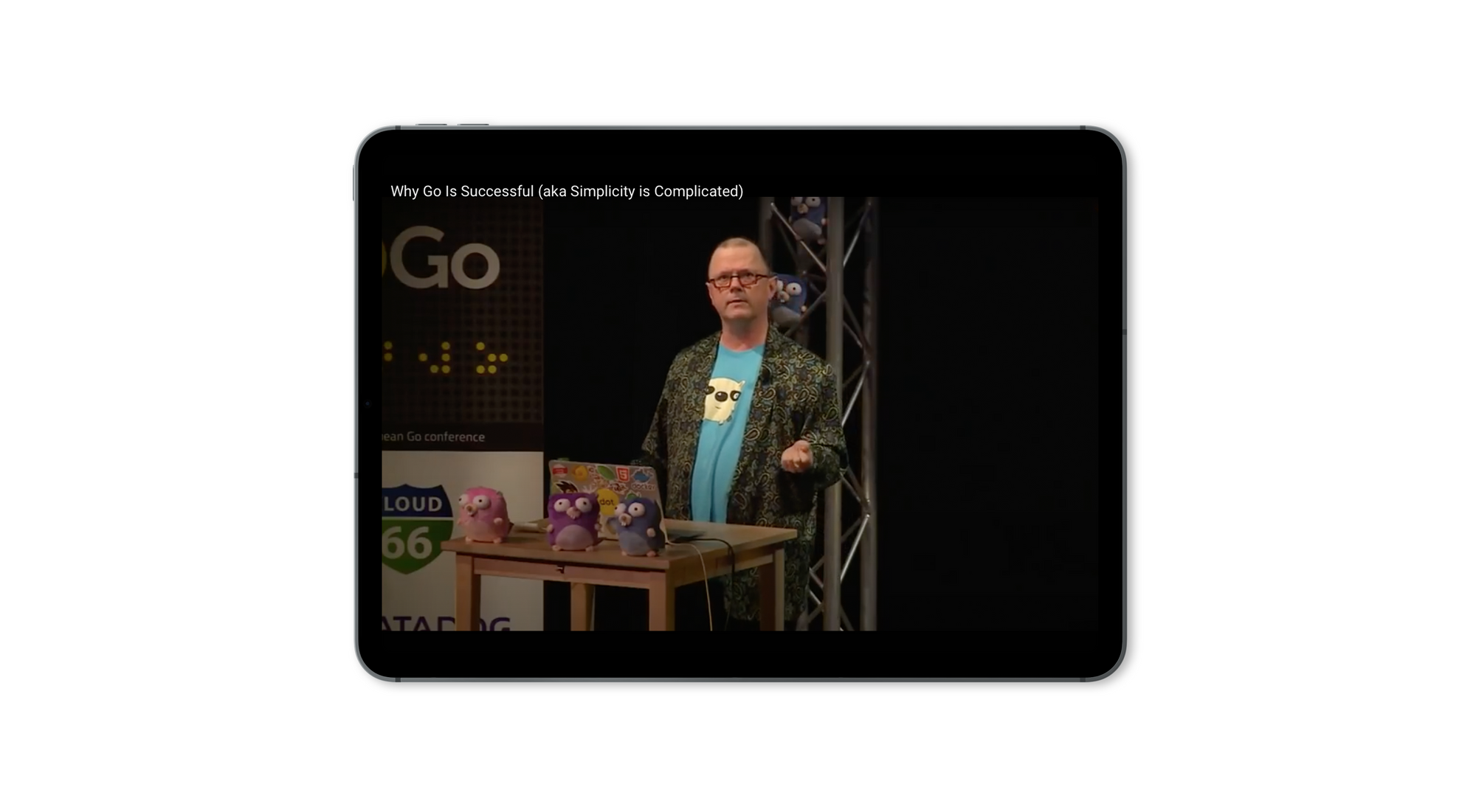 Rob Pike - Why Go is Successful (aka Simplicity is Complicated)